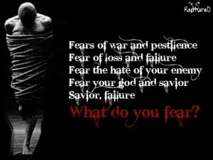 Funny Quotes Fear