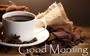 View And Download Good Morning Coffee Wallpapers