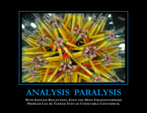 How To Tame Your Data and Overcome Analysis Paralysis