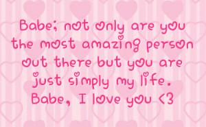 Love you Facebook Status #630868 - Facebook Statuses