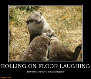 Funny April Fools Day - Animals Laughing (2)