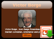 Victor Borge Powerpoint