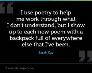 Sarah_Kay_-_Quote.jpg (500×400) #sarah #kay #poetry #quote