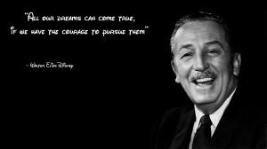 Aujourd'hui, nous vous proposons de découvrir la vision de Walt ...