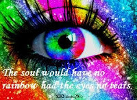 Rainbow Quotes Lucky Star Strips