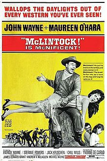 Theatrical film poster