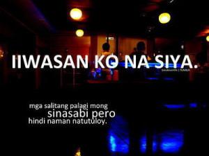 ... tagalog # tagalogquotes # masakit # relate # words # tsk # pain # hurt