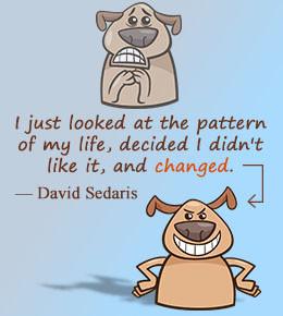 ... own thoughts david sedaris david sedaris one of the most noted modern