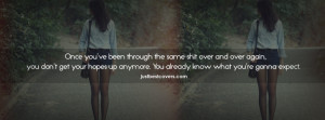 Friendship Break Quotes For Facebook ~ Heart Break Facebook Cover ...
