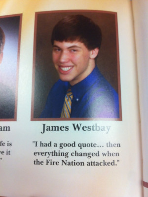 yearbook quote