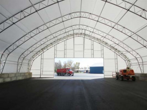 soccer indoor arena facilities clearspan truss arch