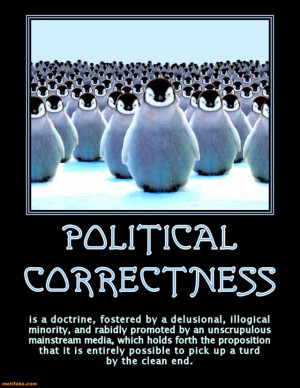 Political Correctness Gone Mad