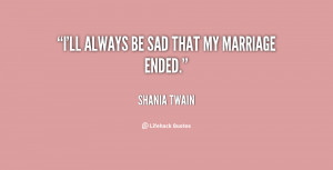 Sad Marriage Quotes Preview quote