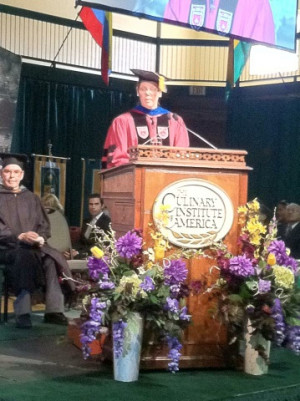 Dr. Nathan Myhrvold Receives Honorary Degree from CIA