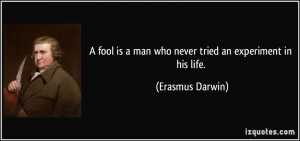 More Erasmus Darwin Quotes