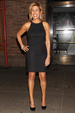 Hoda Kotb Photos Hot...