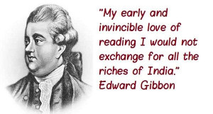 Edward gibbon famous quotes 2