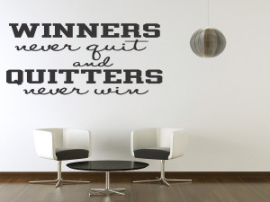 quotes quitting sports