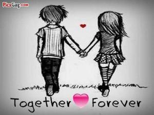 ... together forever love forever together forever quotes forever together