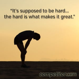 12 Inspirational Running Quotes - Competitor.com