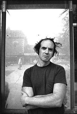 Harvey Pekar - drew what was in his head. He was odd. He just put it ...