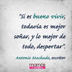 Todo un poeta Antonio Machado
