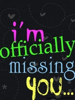 Funny I Miss You Quotes Funny i miss you wallpaper