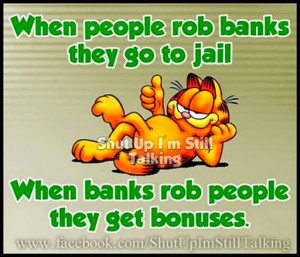 banks get bonuses