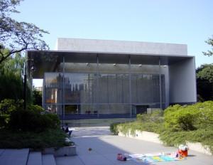 Yoshio Taniguchi Gallery of Horyuji Treasures