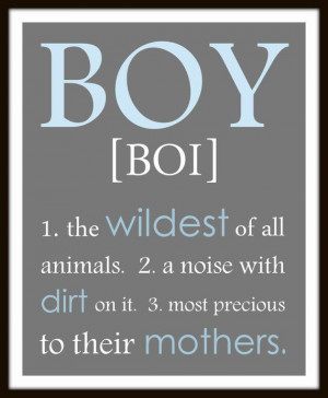 ... Boy wall art print. Boy nursery, little boy print. playroom art on