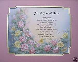 to special aunt poems poetry special aunt poems poetry special aunt ...