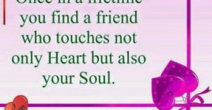 Hold Your Friendship Close To My Heart