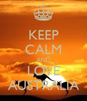 Love Australia #australia #travel #quote