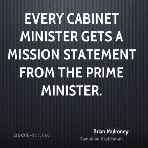 Brian Mulroney Quotes