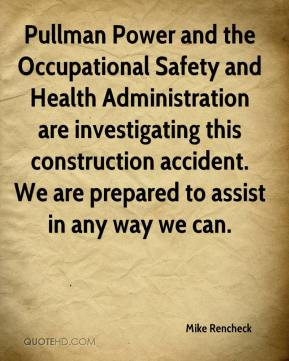 Safety and Health Administration are investigating this construction ...