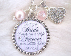 The Bride Gift Mother Groom