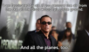 funny witty jean claude van damme quotes 6 funny witty jean claude van ...