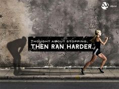 never give up run harder running sport fitness workout motivation ...