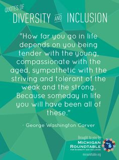 Quotes of Diversity and Inclusion #quotes #inspirationalquotes # ...
