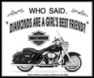 harley davidson quotes | men love women harley riders quotes | Harley ...