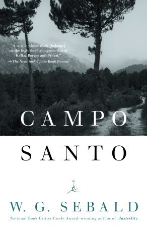 "Start by marking ""Campo Santo"" as Want to Read:"