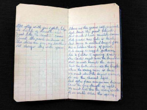Bonnie Parker's Poetry Digitised
