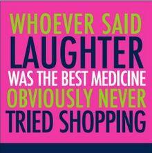Fashion & Shopping Quotes