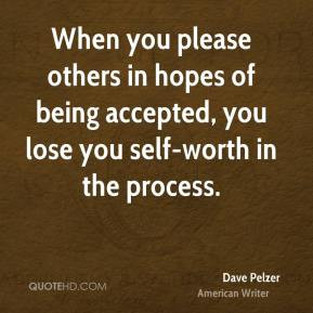 Dave Pelzer Quotes