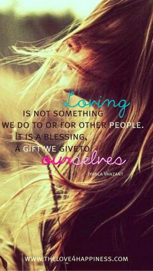 Self-Love #quotes Iyanla Vanzant #quotes