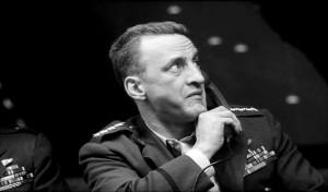 Lieutenant: Patrick Warburton