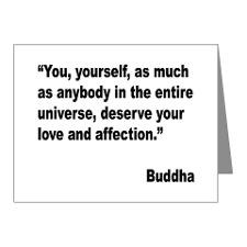 Buddha Buddhism Quotes Note Cards (Pk of 20)