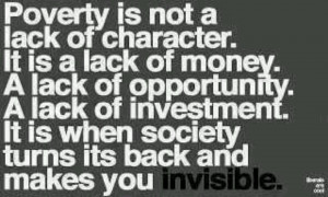 Many of our Congressman have emerged from impoverished backgrounds ...