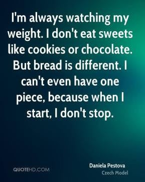 Sweets Quotes