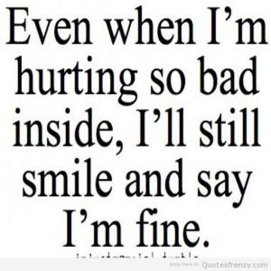 sad quotes tumblr heart